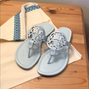 Tory Burch Baby Blue Sandals size 6